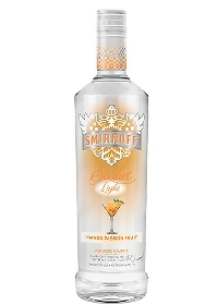 Smirnoff Sorbet Light Mango Passion Fruit Vodka
